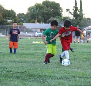 My First Week As Soccer Coach