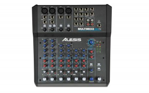 Alesis Multimix8FX, Reason, and Windows 7